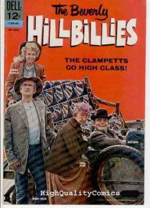 BEVERLY HILLBILLIES #4, VF+, Photo cover, Buddy Ebsen, Baer
