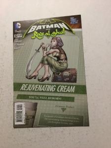 Batman And Robin 32 Ra's Al Ghol Bombshell Variant NM Near Mint