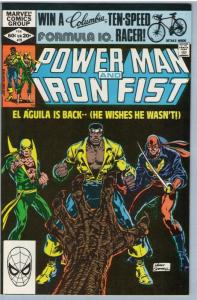 Power Man and Iron Fist 78 Feb 1982 VF-NM (9.0)