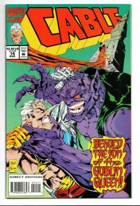 Cable #14 (Marvel, 1994) VF/NM