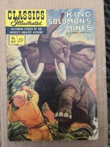 Classics Illustrated #97 (1952)