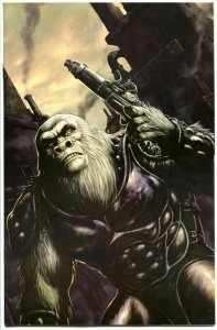 PLANET of the APES #2, NM, Variant, vs Humans, Long War, 2011, more in store