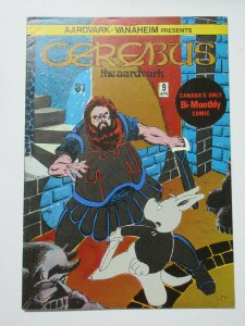 Cerebus the Aardvark (A Vanaheim Apr May 1979) #9 Dave Sim 1st Printing!