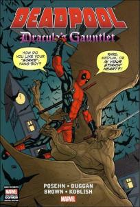 Deadpool: Dracula's Gauntlet HC #1 VF/NM; Marvel | save on shipping - detail