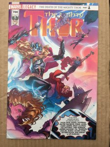 Mighty Thor #700 (2017)