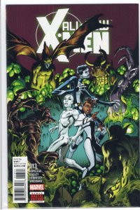 All-New X-Men #13 (2016) JW321