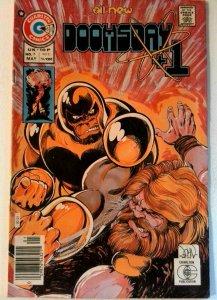 Doomsday +1 #6 Charlton 1976 FN/VF Bronze Age Comic Book 1st Print
