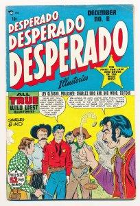 Desperado (1948 Lev Gleason) #6 FN/VF