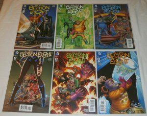 All Star Section Eight   #1-6 (complete set) Ennis, McCrea