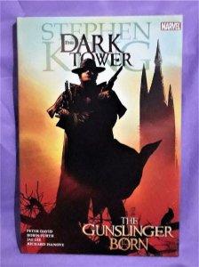 Stephen King THE DARK TOWER The Gunslinger Born HC Jae Lee (Marvel, 2007)!
