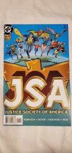 JSA #1 - NM - DC 1999