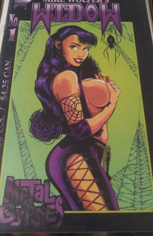 Widow: Metal Gypsies #1 (1995)