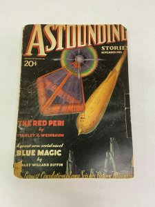 Astounding Stories Pulp November 1935