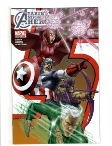 16 Avengers: Earth's Mightiest Heroes Marvel Comics 1(2) 2(2) 3(6) 4(4) 5 8 HG2