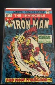 Iron Man #71 (1974)