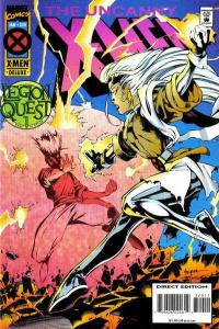 Uncanny X-Men (1981 series) #320, NM + (Stock photo)