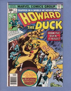 Howard The Duck #7 VF/NM Marvel 1976