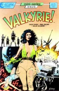 Valkyrie (1st Series) #2 FN; Eclipse | save on shipping - details inside