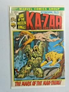 Astonishing Tales #13 Kazar 6.0 FN (1972)