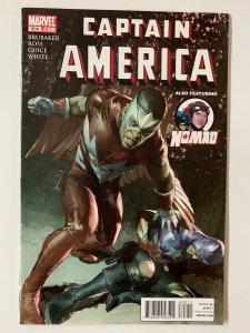 Captain America (MX) #19 (2011)