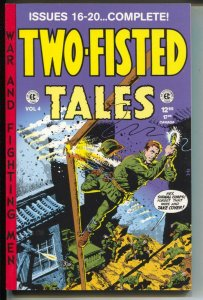 Two-Fisted Tales Annual-#4-Issues 16-20-TPB- trade