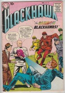 Blackhawk #131 (Dec-58) VF High-Grade Black Hawk, Chop Chop, Olaf, Pierre,Chu...