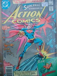 Action Comics 517 VG/F
