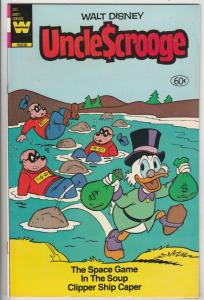 Uncle Scrooge, Walt Disney, Whitman Variant #205 (Aug-83) VF/NM High-Grade Un...