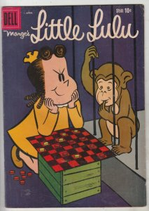 Little Lulu, Marge's #130 (Apr-59) FN+ Mid-High-Grade Little Lulu