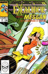 Marvel Comics Presents (1988 series) #34, VF+ (Stock photo)
