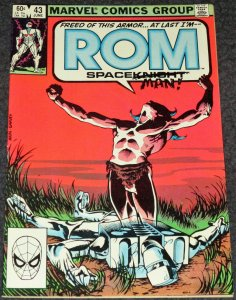 Rom #43 -1983