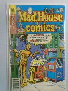 Madhouse Comics #111 Star Wars parody featuring R2-D2 + C3PO 6.0 FN (1978)