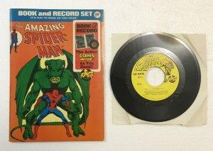"Amazing Spider-Man: ""Invasion of the Dragon Men"" Book and Record Set PR24"