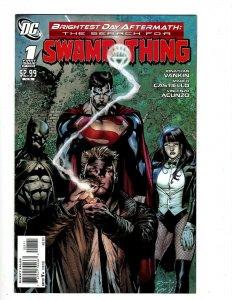 10 Comics Saga Swamp Thing 1 2 3 Superman 37 38 Confiden 7 11 Heroes 8 14 15 HR8