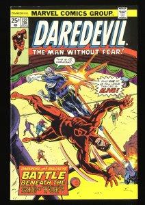 Daredevil #132 VF- 7.5 2nd Bullseye!