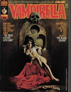 Vampirella #35 (Warren, 1974) VF+