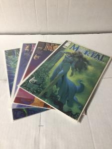 More Than Mortal 1-4 Vf/Nm 9.0 Or Better Lot Set Run