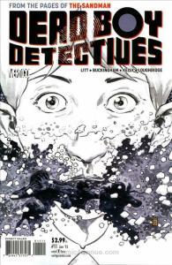 Dead Boy Detectives (2nd Series) #11 VF/NM; DC/Vertigo | save on shipping - deta