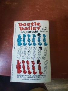 Beatle Bailey 1982