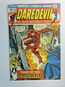 Daredevil #115 1st Series 5.0 (1974)