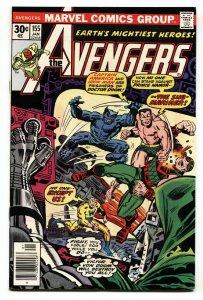 AVENGERS #155-THOR-IRON MAN-1976-MARVEL-vf/nm