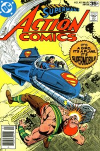Action Comics (1938 series) #481, VF- (Stock photo)