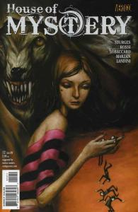 House of Mystery (2nd Series) #12 VF/NM; DC/Vertigo | save on shipping - details