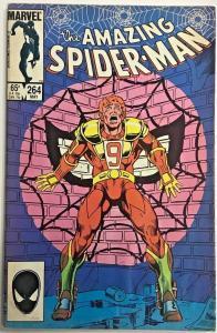 AMAZING SPIDER-MAN#264 VG 1985 MARVEL COMICS