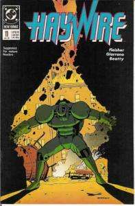 Haywire #11 VF/NM; DC | save on shipping - details inside