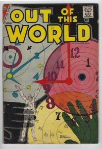 Out of This World, #9, August 1958, Ditko Art