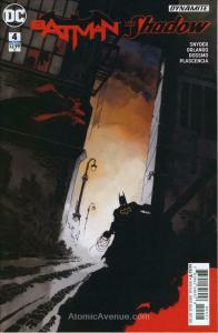 Batman/Shadow #4A VF/NM; DC | save on shipping - details inside