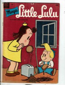 Marge's Little Lulu # 60 VG/FN Dell Comic Book Golden Age Series JL1