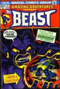 Amazing Adventures (1970 series) #17, VF- (Stock photo)