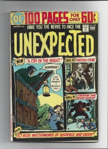 The Unexpected #159 (1974) VG 100 Page Giant!! JW221